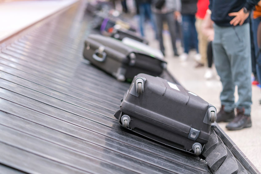 TSA Group Delft bv - Bagageband - Schiphol Load Management Systeem